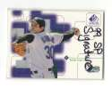 1999 SP Signature - TAMPA BAY DEVIL RAYS Team Set