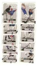 2000 SkyBox (1-250) - Premium Pairs 10 card subset