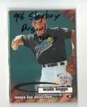 1998 SkyBox Dugout Access TAMPA BAY DEVIL RAYS Team Set