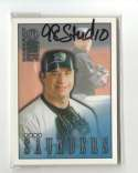 1998 Studio - TAMPA BAY DEVIL RAYS Team Set