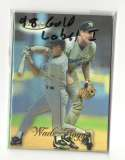 1998 Topps Gold Label Class 1 - TAMPA BAY DEVIL RAYS Team Set