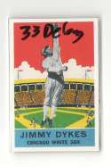 1933 DeLong (R333) Reprints - CHICAGO WHITE SOX Team Set