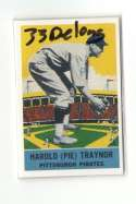 1933 DeLong (R333) Reprints - PITTSBURGH PIRATES Team Set