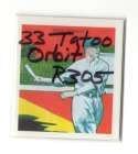 1933 Tatoo Orbits (R305) Reprints - PITTSBURGH PIRATES Team Set