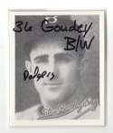 1936 Goudey Black and White Reprints - BROOKLYN DODGERS Team Set