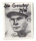 1936 Goudey Black and White Reprints - PHILADELPHIA A's Team set
