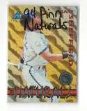 1994 Pinnacle The Naturals - FLORIDA MARLINS Team Set