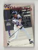 1994 Score Rookie and Traded Changing Places - COLORADO ROCKIES Team Set