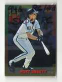 1994 Score Rookie and Traded Super Rookies - FLORIDA MARLINS Team Set