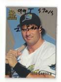 1999 Topps Stars Two Star TAMPA BAY DEVIL RAYS Team Set
