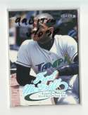 1999 Ultra w/o SP TAMPA BAY DEVIL RAYS Team Set