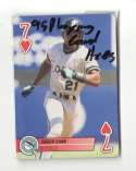1995 Playing Cards Aces - FLORIDA MARLINS 1 Card