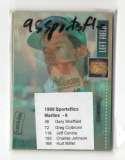 1995 SportsFlics - FLORIDA MARLINS Team Set