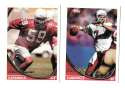 1994 Topps Football Team Set - ARIZONA CARDINALS