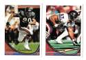 1994 Topps Football Team Set - CHICAGO BEARS