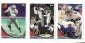 1994 Topps Football Team Set - DALLAS COWBOYS