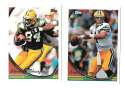 1994 Topps Football Team Set - GREEN BAY PACKERS