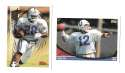 1994 Topps Football Team Set - INDIANAPOLIS COLTS