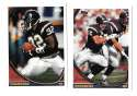 1994 Topps Football Team Set - SAN DIEGO CHARGERS