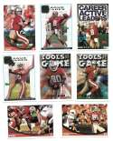 1994 Topps Football Team Set - SAN FRANCISCO 49ERS