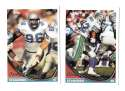 1994 Topps Football Team Set - SEATTLE SEAHAWKS
