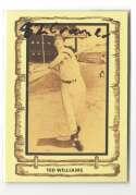 1982 Cramer Baseball Legends - BOSTON RED SOX Team Set