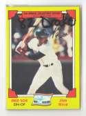 1982 Drake - BOSTON RED SOX Team Set