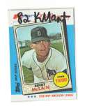 1982 K-Mart 20th Anniversary DETROIT TIGERS Team Set