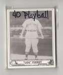 1940 Play Ball Reprints - BOSTON RED SOX Team Set