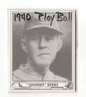 1940 Play Ball Reprints - CHICAGO CUBS Team Set