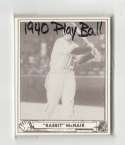 1940 Play Ball Reprints - CHICAGO WHITE SOX Team Set