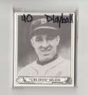 1940 Play Ball Reprints - DETROIT TIGERS Team Set