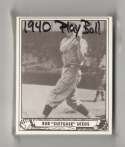 1940 Play Ball Reprints - NEW YORK GIANTS Team Set