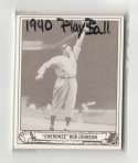 1940 Play Ball Reprints - PHILADELPHIA As Team set