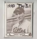 1940 Play Ball Reprints - PHILADELPHIA PHILLIES Team Set