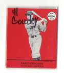 1941 Goudey Reprints (Red) - CHICAGO WHITE SOX Team Set