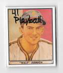 1941 Play Ball Reprints - ST LOUIS BROWNS Team Set