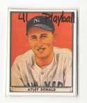 1941 Play Ball Reprints - NEW YORK YANKEES Team Set