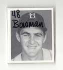 1948 Bowman Reprints - BROOKLYN DODGERS Team Set