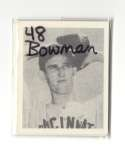 1948 Bowman Reprints - CINCINNATI REDS Team Set
