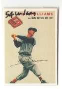 1954 Wilson Franks Reprints - BOSTON RED SOX Team Set