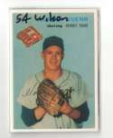 1954 Wilson Franks Reprints - DETROIT TIGERS Team Set