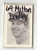 1969 Milton Bradley - CINCINNATI REDS Team Set