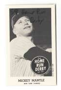 1959 Home Run Derby Reprints - NEW YORK YANKEES