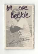 1969 O-Pee-Chee Deckle VG+ condition - CHICAGO WHITE SOX Team Set