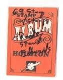 1969 Topps Stamp Album - HOUSTON ASTROS Team set w / 7 stamps