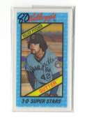 1980 Kelloggs CHICAGO CUBS Team Set