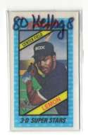 1980 Kelloggs CHICAGO WHITE SOX Team Set