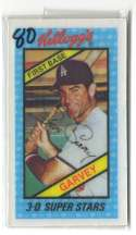 1980 Kelloggs LOS ANGELES DODGERS Team Set