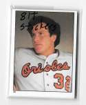 1981 Topps Stickers BALTIMORE ORIOLES Team Set